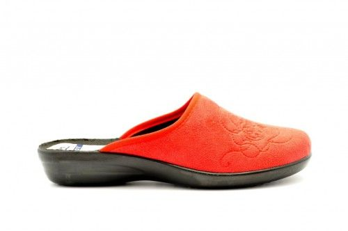 Dames Pantoffel Rosso Fly Flot