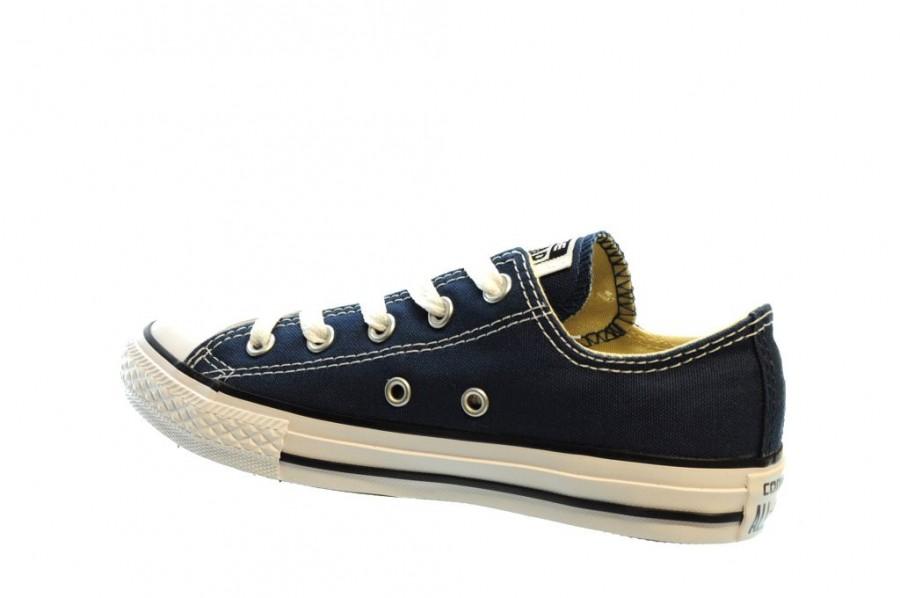Converse All Stars Blauw Laag Kids