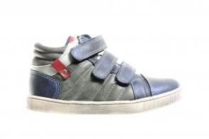 Blauwe Kinderschoenen Velcros Boy