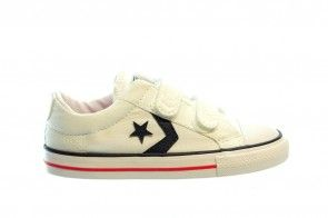 Converse Star Player White 3v Ox