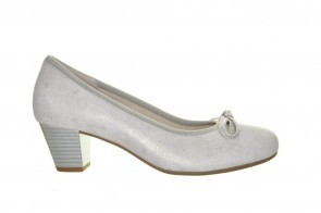 Gabor Pump Caruso Metallic
