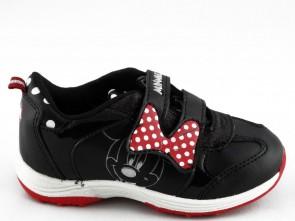 Kinderschoen Minnie Mouse Velcro Zwart