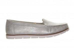Loafer Zilver Dames