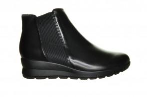 Mephisto Bottines Laarzen Zwart