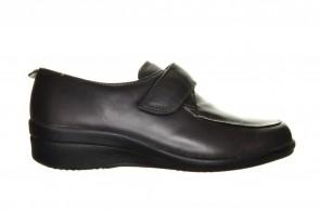 Mirel Soft 01 Bruine Sneaker Met Velcro