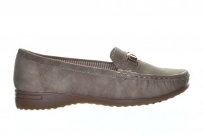Mocassin Taupe Identity