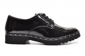 Nette Schoenen Zwart Lak