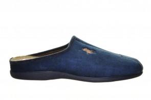 Pantoffels Heren Blauw