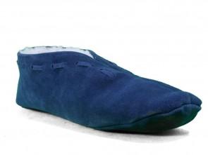 Spaanse Sloffen Pantoffels Blauw