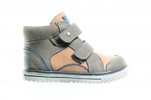 Sprox Kinderschoenen Velcro Bruin