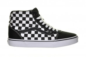 Vans Ward Hi Checkerboard