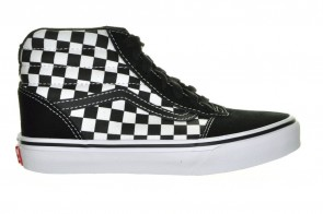 Vans Ward Hi Checkered