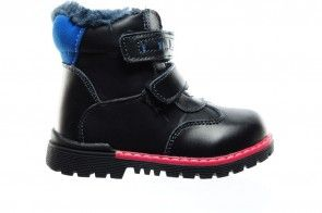 Warme Schoenen Jongens Zwart