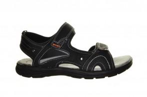 Zwarte Sandalen Spirit