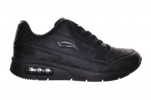 Zwarte Sneaker Camouflage Sprox