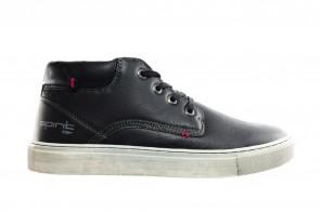 Zwarte Sneakerschoenen Heren