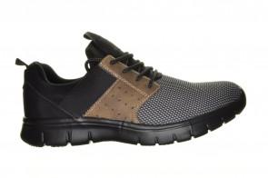 Zwarte Sportieve Sneakers